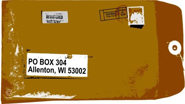 Jarpke Zine PO BOX 304 Allenton, WI 53002