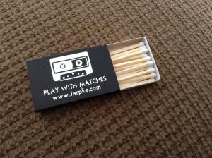 jarpke matches