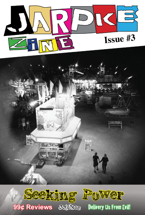 Jarpke Zine Issue #3